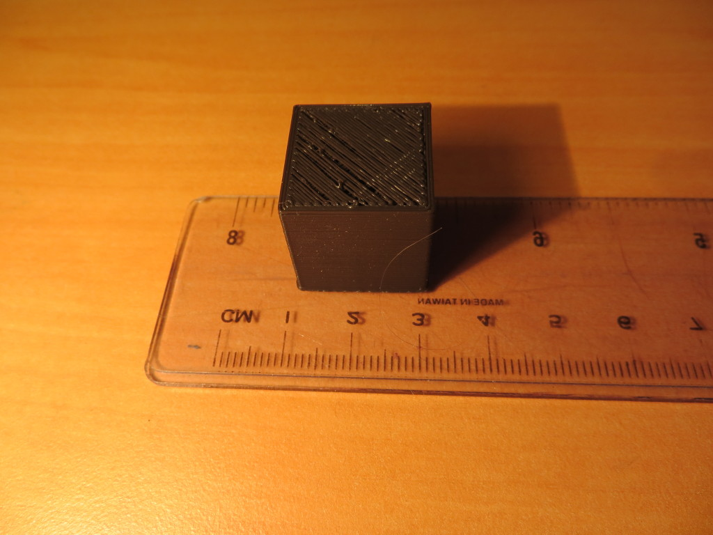 20mm Hollow Calibration Cube