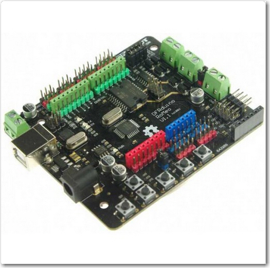 DFRobot Romeo V1 All-in-one Microcontroller (ATMega 328)